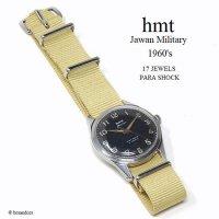 1960's Vintage HMT Jawan Military 17 JEWELS/ビンテージ ミリタリー 腕時計