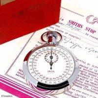 1970年 SMITHS STOP WATCH/スミス ストップウォッチ ギャランティー・BOX