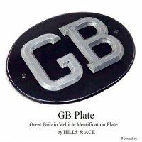 貴重!1950-60's 英国 HILLS・ACE  GBプレート BLACK