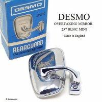 DESMO OVERTAKING MIRROR for MINI/デスモ オーバーテイキング ミラー ミニ用