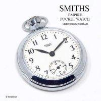 1960's SMITHS EMPIRE POCKET WATCH/スミス エンパイア 懐中時計 SV/IV