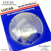 LUCAS CONVERTER UNIT CLEAR/ルーカス コンバーター ヘッドライトカバー デッドストック パッケージ未開封