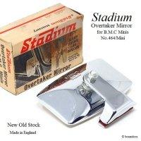 初期物 Stadium overtaker mirror for Minis/スタジアム オーバーテイカーミラー ミニ用 デッドストック 箱付
