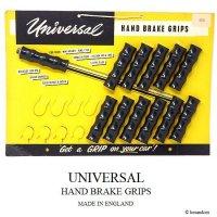 当時物 UNIVERSAL HAND BRAKE GRIPS/ユニバーサル製 ハンドブレーキ グリップ デッドストック