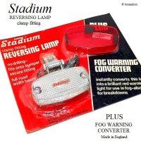 Stadium REVERSING LAMP/スタジアム リバーシングランプ デッドストック パッケージ未開封