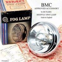 貴重!BMC BUTLERS HIGHWAY SPOT LAMP/BMC純正 バトラー スポットランプ デッドストック BOX
