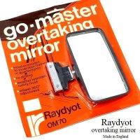 Raydyot overtaking mirror/レイヨット オーバーテイキング ミラー デッドストック パッケージ未開封