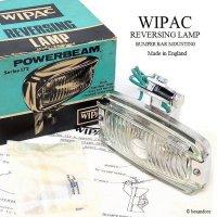 NOS WIPAC REVERSING LAMP BUMPER FITTING/ワイパック リバースランプ デッドストック 箱付