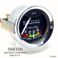 SMITHS BATTERY CONDITION GAUGE/スミス バッテリーコンディション 電圧計