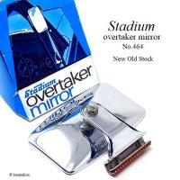 初期物 NOS Stadium overtaker mirror/スタジアム オーバーテイカーミラー 汎用 デッドストック未使用
