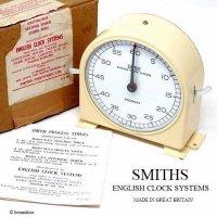 NOS SMITHS ENGLISH CLOCK SYSTEMS /スミス ビンテージ キッチンタイマー デッドストック BOX
