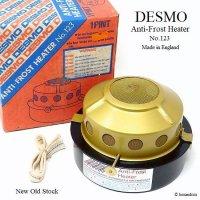 NOS 1960's DESMO Anti-Frost Heater/デスモ ガレージ・キャンプヒーター デッドストック未使用 箱入