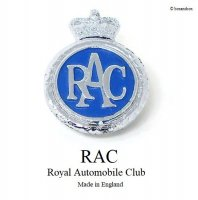 1960's Vintage RAC/Royal Automobile Club エンブレム ピンバッジ