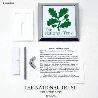 NOS THE NATIONAL TRUST/ナショナルトラスト グリル・カーバッジ スクエアー デッドストック