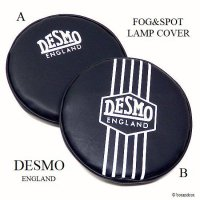 FOG & SPOT LAMP COVER DESMO ENGLAND/フォグランプカバー デスモ