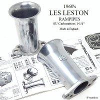 1960'S LES LESTON RAMPIPES SU 1-1/4/レスレストン ラムパイプ ファンネル ペア