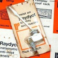 NOS Raydyot long arm flick switch/レイヨット ロングアーム フィリックスイッチ デッドストック パッケージ未開封