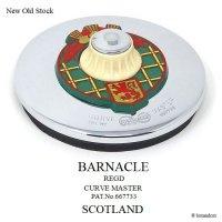NOS BARNACLE TAX DISC HOLDER SCOTLAND/バーナクル タックスディスクホルダー スコットランド デッドストック