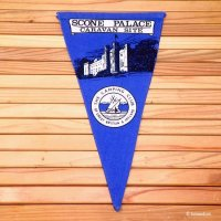 THE CAMPING CLUB OF GREAT BRITAIN SCONE PALACE/ペナント フラッグ スクーン宮殿
