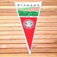 THE CAMPING AND CARAVANNING CLUB BYRNESS・PENNINE WAY/ぺナント フラッグ バーネス・ ペニンウェイ