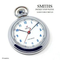 1960's SMITHS POCKET STOP WATCH/スミス ストップウォッチ 懐中時計