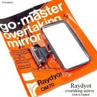 Raydyot overtaking mirror/レイヨット オーバーテイキング ミラー デッドストック パッケージ