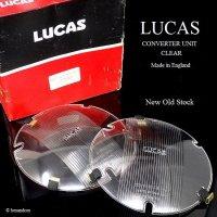 NOS LUCAS CONVERTER UNIT CLEAR/ルーカス コンバーター ヘッドライトカバー デッドストック オリジナルBOX
