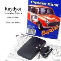 NOS Raydyot overtaking mirror/レイヨット オーバーテイキング ミラー デッドストック MINI BOX