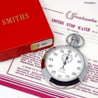 NOS 1960's SMITHS STOP WATCH/スミス ストップウォッチ デッドストック BOX