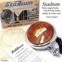 NOS Stadium Wide Angle Probe Fog Lamp Amber & Clear Lens/スタジアム フォグランプ アンバー&クリア レンズ BOX デッドストック