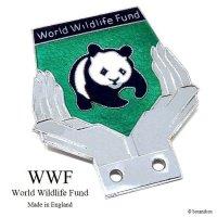 1960-80's WWF World Wildlife Fund 世界自然保護基金 メンバーズ カーバッジ パンダ