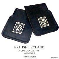 NOS BMC BRITISH LEYLAND MUD FLAP/ブリティシュ レイランド UNIPART純正 マッドフラップ デットストック