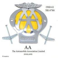 当時物 オリジナル AA グリル バッジ 5B14780 (1960-1961)
