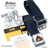 NOS Britax 3Point Seat Belts/ブリタックス 3点式 シートベルト デッドストック
