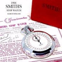 1966年 SMITHS STOP WATCH/スミス ストップウォッチ ギャランティー・BOX