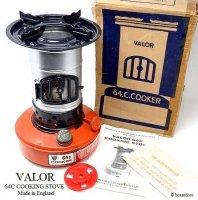 NOS 1960-70's VALOR 64C MINOR COOKING STOVE/バーラー クッキング ストーブ デッドストック未使用 箱付 キャンプ