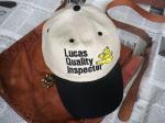 Lucas ルーカス CAP キャップ