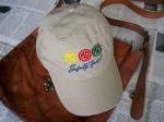 MG Safety Fast 3色エンブレム CAP キャップ