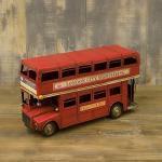 ブリキ製 レトロ ロンドンバス