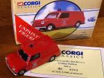 CORGI CLASSICS コーギー MINI VAN FAWLEY REFINERY 世界限定5500台 リミテッドエディション