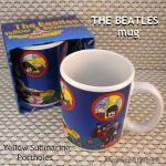 ビートルズ マグカップ イエローサブマリン ブルー / THE BEATLS MUG Yellow Submarine Blue