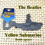 ビートルズ ボトル オープナー 栓抜き イエローサブマリン  / THE BEATLS Bottle opener Yellow Submarine