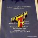 1999年 Isle of man TT レース フラッグピンバッジ