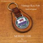 英国製 1960's ビンテージ キーホルダー MORRIS 1100 モーリス