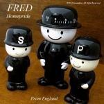 フレッド君 キッチンタイマー&ソルト&ペッパー3点セット Homepride Mr.FRED