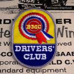 BMC DRIVERS' CLUB ワッペン