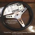 貴重!1960's  LES LESTON GP/レスレストン グランプリ レザーステアリング