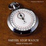1960年代 SMITHS STOP WATCH/スミス ストップウォッチ 旧ロゴ