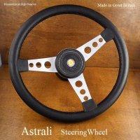 当時物 英国Astrali/オールド アストラリ ステアリング 36スプラインボスキットSET