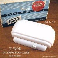 TUDOR INTERIOR ROOF LAMP ルーフランプ デットストック 新品未使用 BOX入り